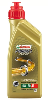 Castrol POWER1 Racing 4T 10W-50
