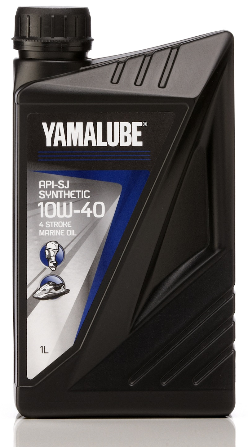 Yamalube olej Synthetic 10W-40
